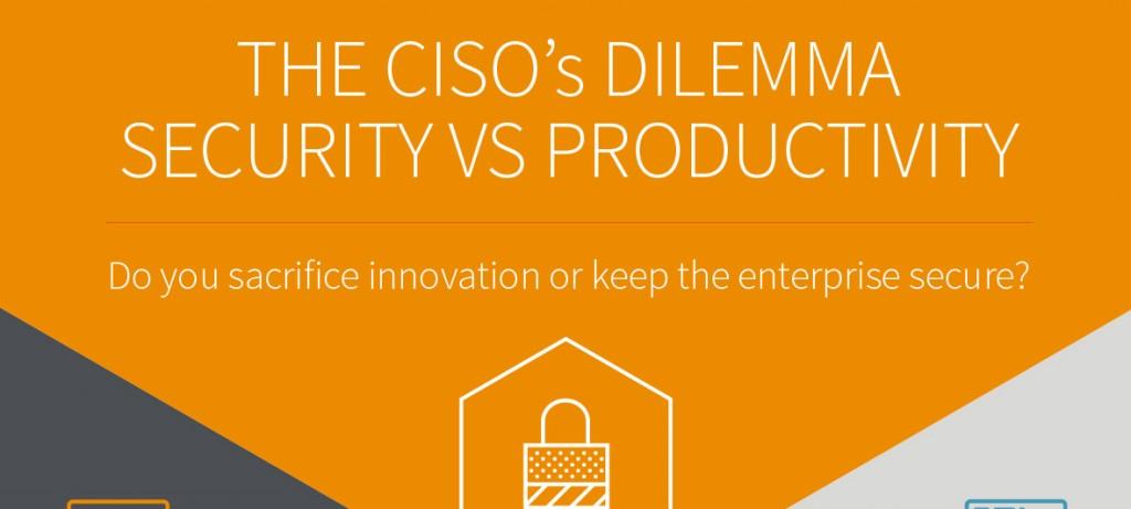 Productivity vs Cybersecurity